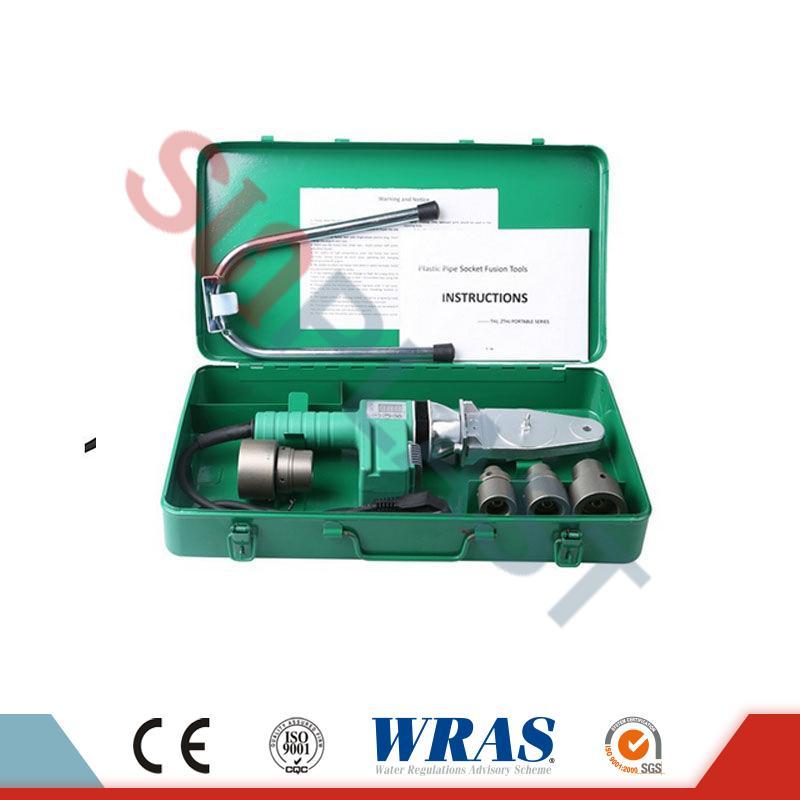 20-32mm Fusion zváranie stroj pre PPR potrubia & amp; HDPE potrubie