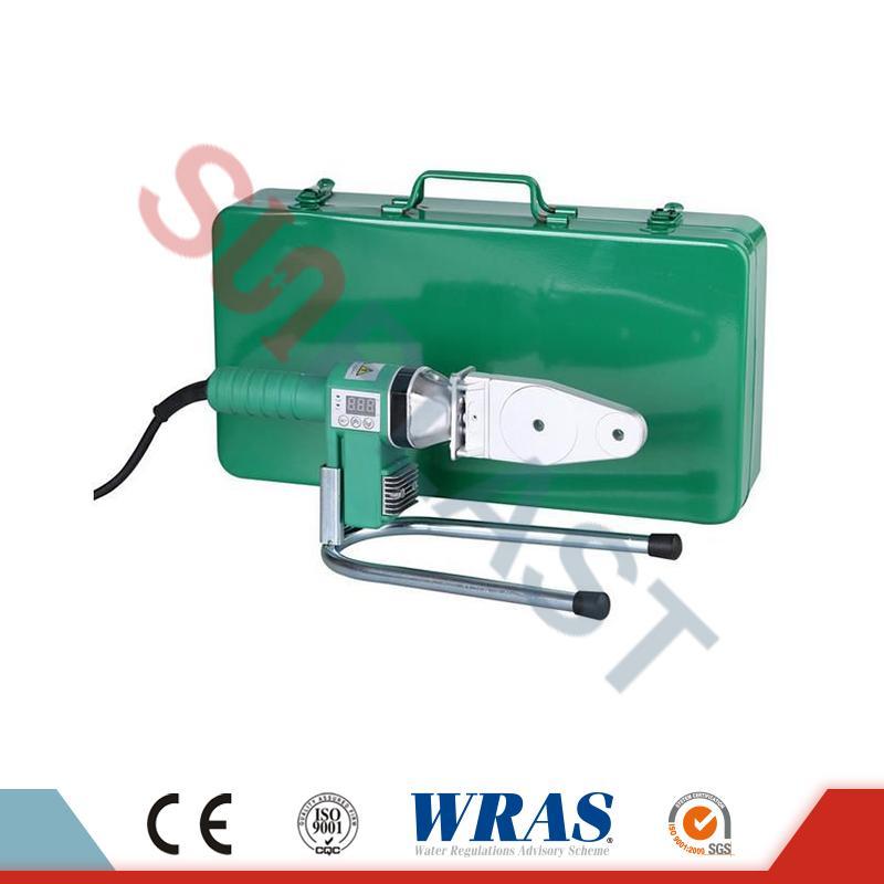 20-63 mm Fusion zváranie stroj pre PPR potrubia & amp; HDPE potrubie