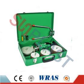 75-110 mm Socket Fusion Zvárací stroj pre PPR potrubia & amp; HDPE potrubie