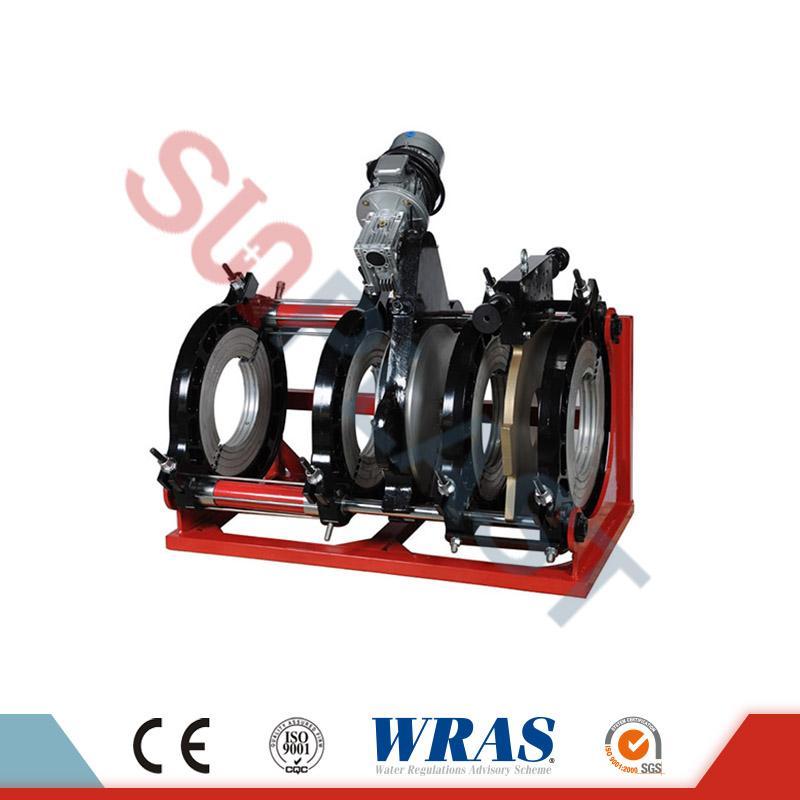 710-1000mm hydraulický tavný zvárací stroj na zváranie HDPE rúr