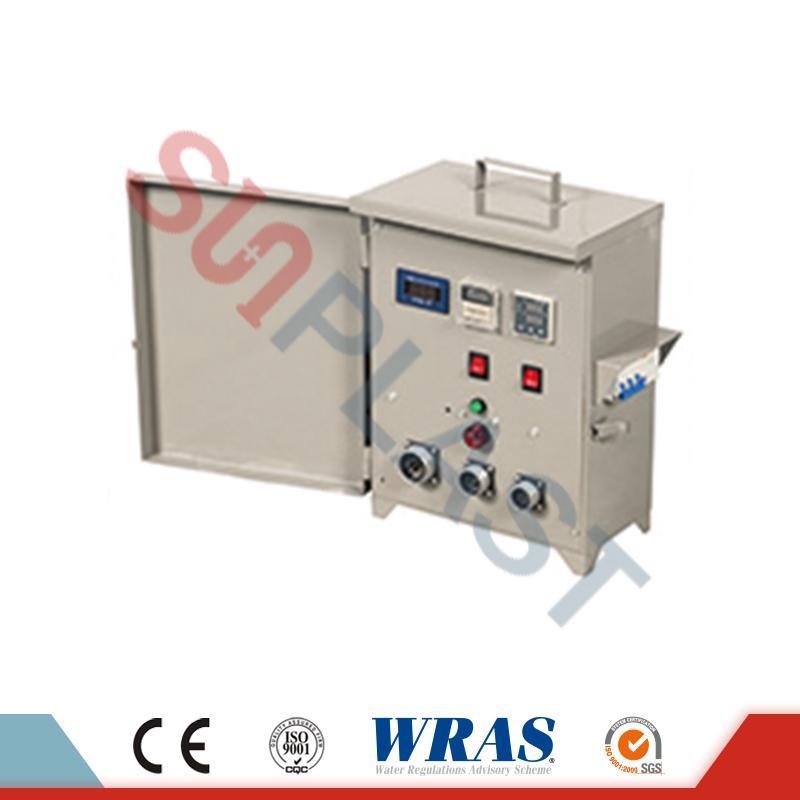 800-1200mm hydraulický tavný zvárací stroj na zváranie rúr HDPE