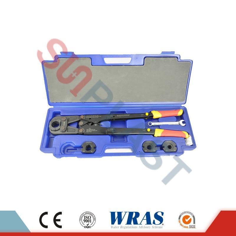 Lisovací nástroj pre PEX-AL-PEX potrubie a amp. PEX potrubia