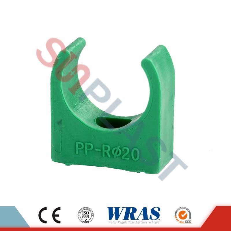 DIN8077 PPR Spona na rúry